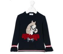 Pullover mit PferdeMotiv