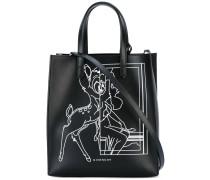 Shopper mit Bambi-Print
