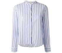 Hemd mit Stehkragen - women - Baumwolle/Modal