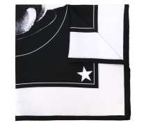faun print scarf