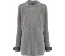 Pullover mit Riemen