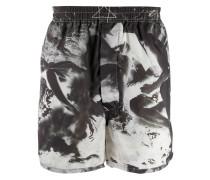 'Dolphin' Shorts mit Foto-Print