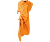Thaw shirt maxi dress