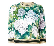 floral print jumper - women