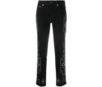 'Christel' Skinny-Jeans