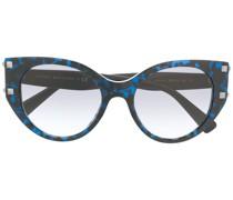 'Rockstud' Cat-Eye-Sonnenbrille