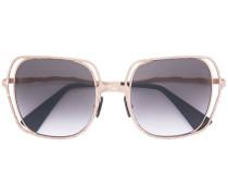 - oversized sunglasses - unisex - metal