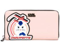'Choupette' Portemonnaie - women - PVC