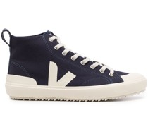 Nova High-Top-Sneakers aus Canvas