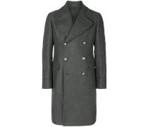 Klassischer Military-Mantel