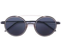 Sonnnebrille mit runden Gläsern