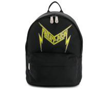 Rucksack mit Blitz-Logo