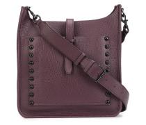 open top shoulder bag