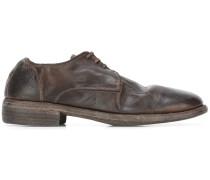 Derby-Schuhe im Used-Look - women - Leder - 40