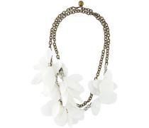 Florale Halskette