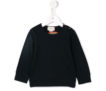 Sweatshirt mit Rundhalsausschnitt - kids