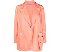 zipped-pocket coat