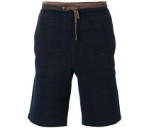 Shorts mit Kordelzug - men - Baumwolle - S