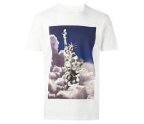 - T-Shirt mit Freiheitsstatue-Print - men