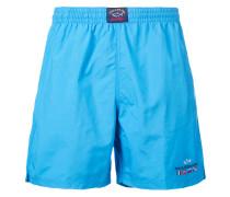 stretch waist swim shorts