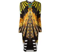 Kleid mit ägyptischem Print