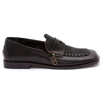 Flache Loafer