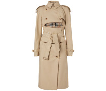Trenchcoat im Deconstructed-Look
