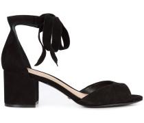 'Nere' Sandalen mit Schnürung