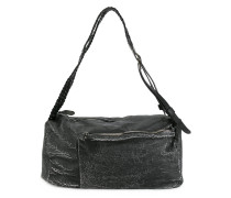 distressed convertible holdall