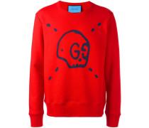 "Sweatshirt mit ""GucciGhost""-Print"