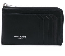 zip-around wallet - women - Leder