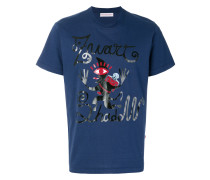 """T-Shirt mit """"Zwart""""-Print"""