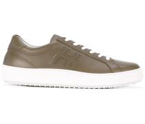 - Perforierte Sneakers - men - Leder/rubber - 8.5