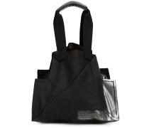 Kleine Handtasche mit Struktur