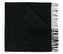 Schal mit Fransen - men - Wolle - Einheitsgröße