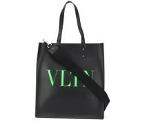 Shopper mit VLTN-Print