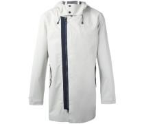 Jacke mit Kapuze - men - Baumwolle/Polyester - M