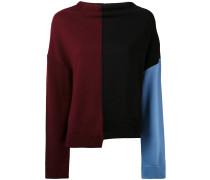 colour-block sweater - women - Schurwolle - 38