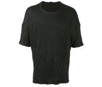 Gestricktes T-Shirt - men - Baumwolle/Chinagras