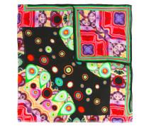 Seidenschal mit Mandala-Print - women - Seide
