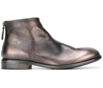 Stiefeletten in Metallic-Optik - women