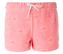 palm tree shorts - women - Baumwolle - S
