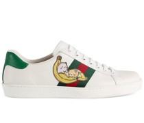x Bananya Ace Sneakers