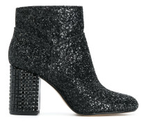 Arabella glitter ankle boots