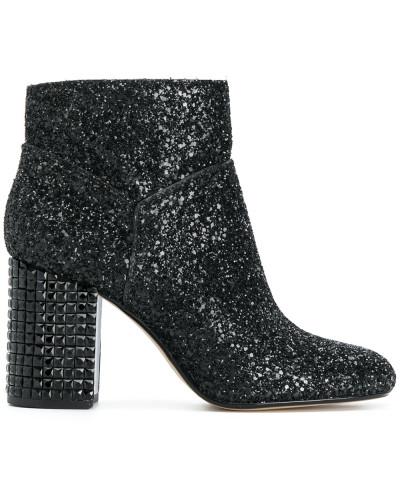 Arabella glitter ankle boots