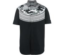 Hemd mit Musterung