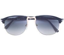 Halbrunde CatEyeSonnenbrille