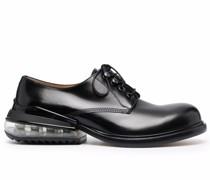 Derby-Schuhe mit Airbag-Absatz