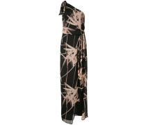 Kleid mit asymmetrischem Ausschnitt - women