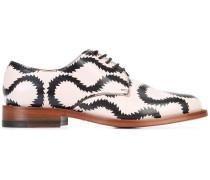 - 'Utility' Derby-Schuhe - women - Leder - 36